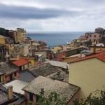 Snapshots of Riomaggiore, Italy
