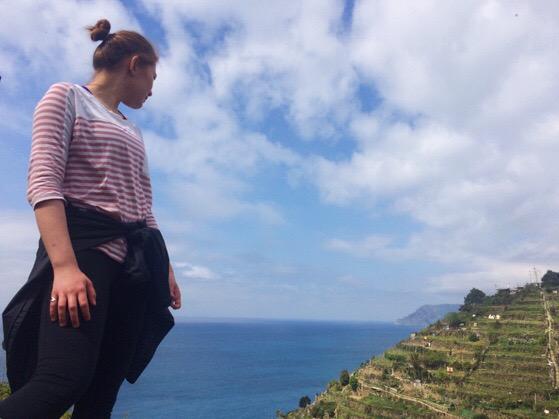 Manarola, Cinque Terre, Alison Chino, Italy