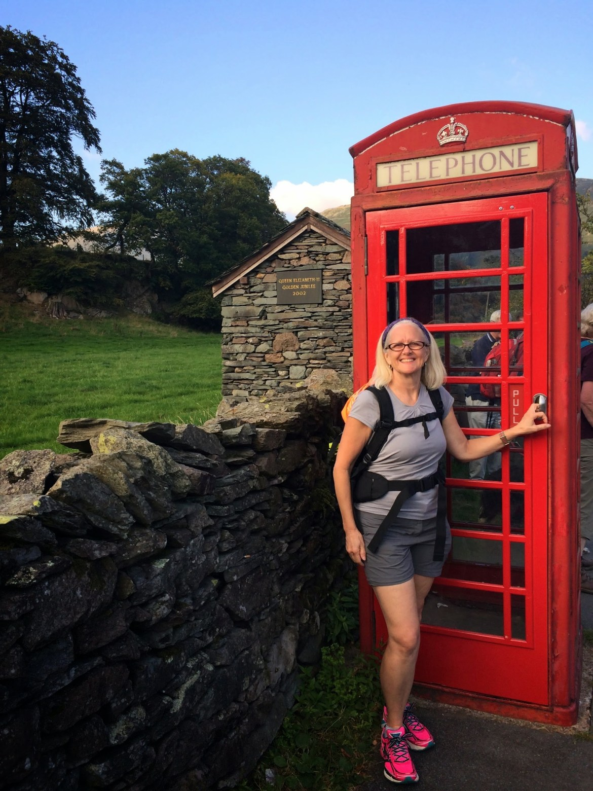 Red Phone Booths, Grasmere