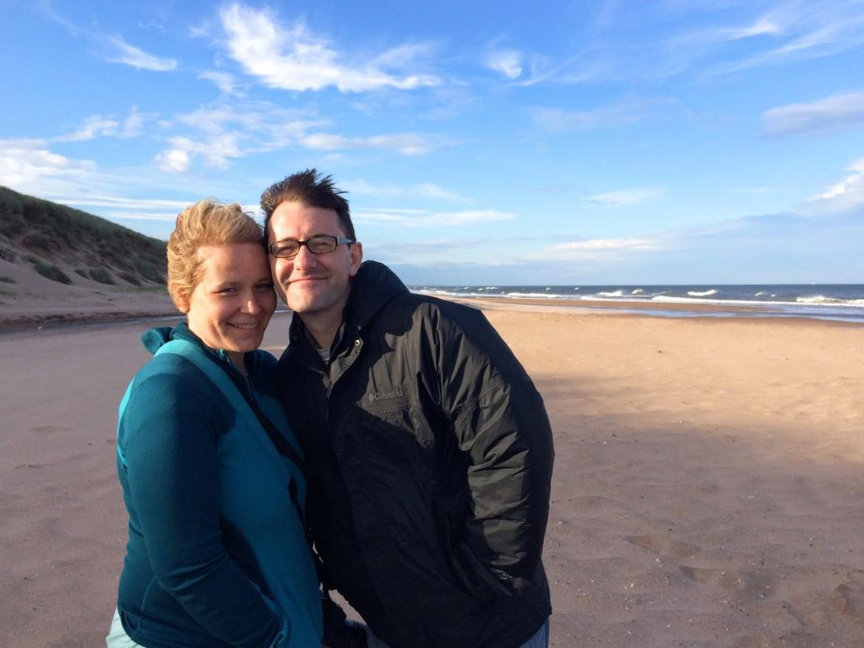 Aberdeen, Balmedie Beach, Sand Dunes, Scotland