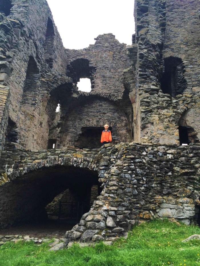 Auchindoun Castle, Castles Aberdeen, Dufftown