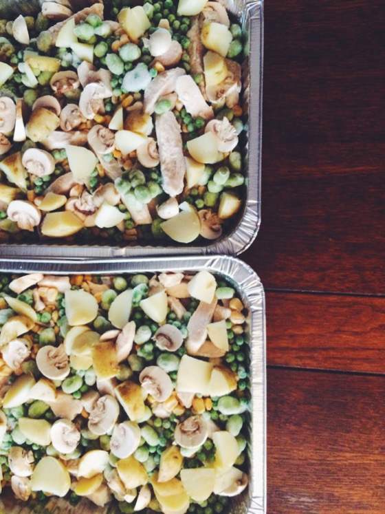Chicken Pot Pie, AlisonChino.com
