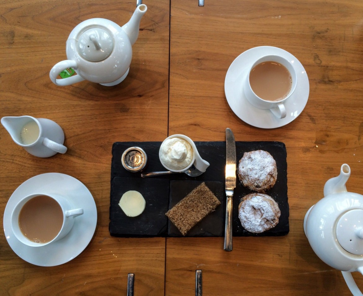 Tea in the Lake District, In The Pipeline, June, Chino News