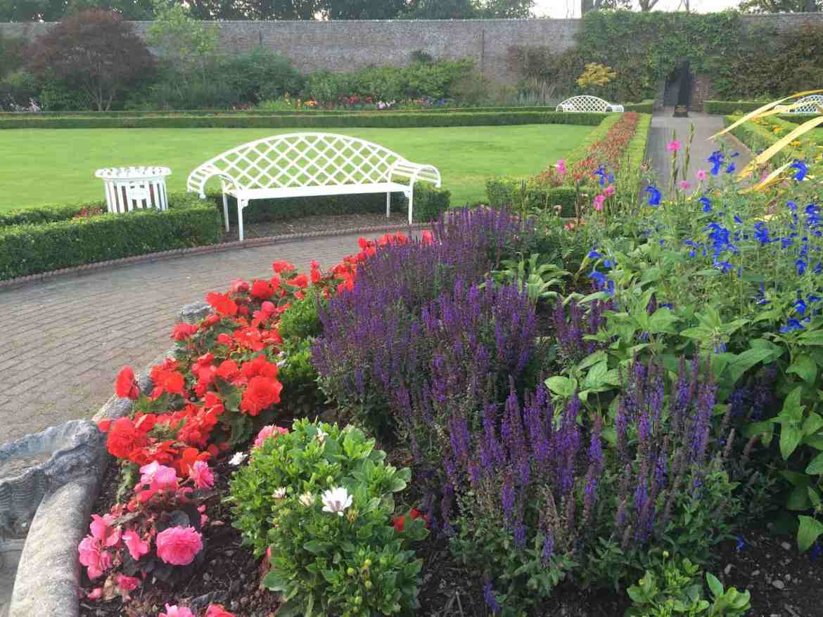 Persley Walled Garden, Aberdeen, Scotland, Day Trips from Aberdeen, River Don