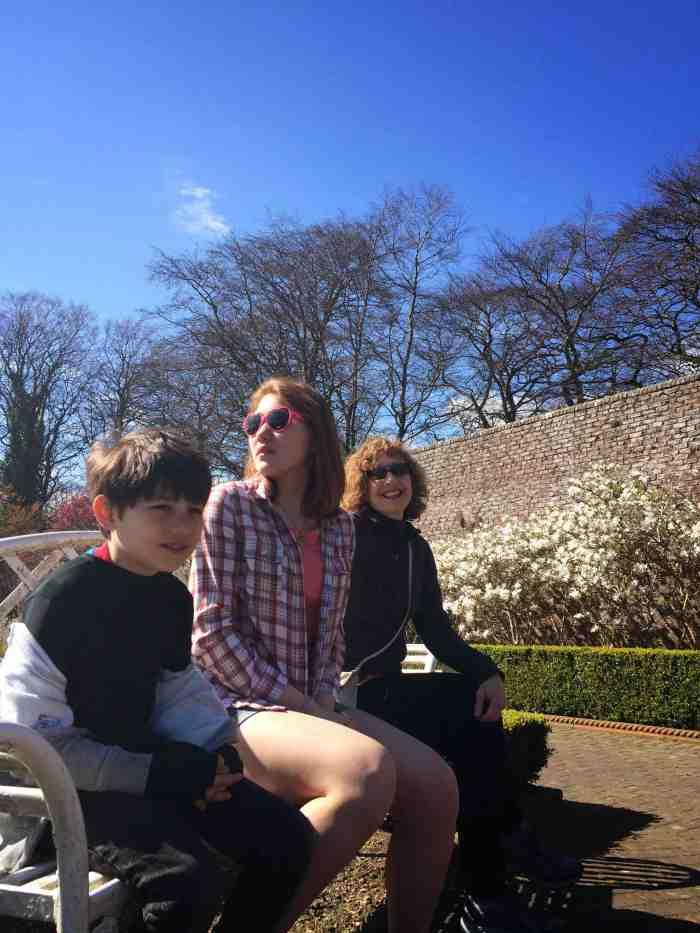 Persley Walled Garden, Aberdeen, Scotland, Day Trips from Aberdeen, River Don