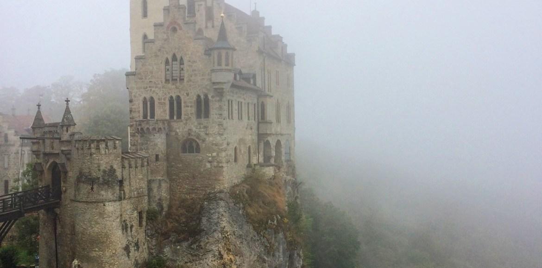 Snapshots of Tubingen, Germany, Deutschland, Schloss Lichtenstein, Lichtenstein Castle