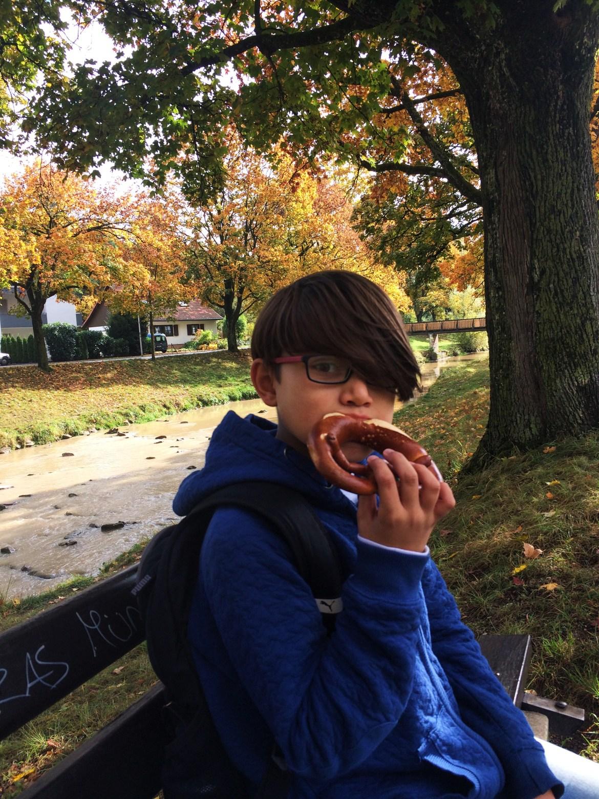 Tubingen, Germany in the Fall
