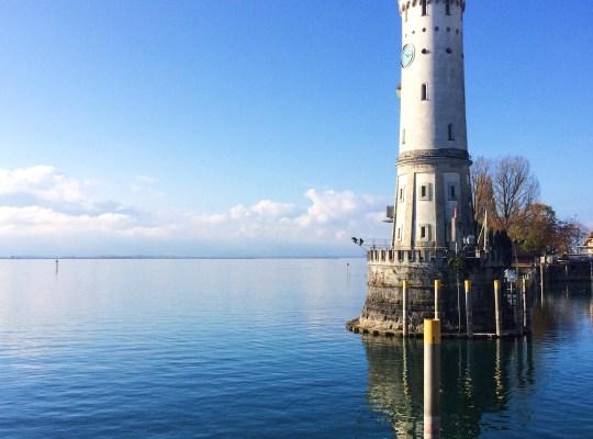 Lindau, Germany, Lake Constance