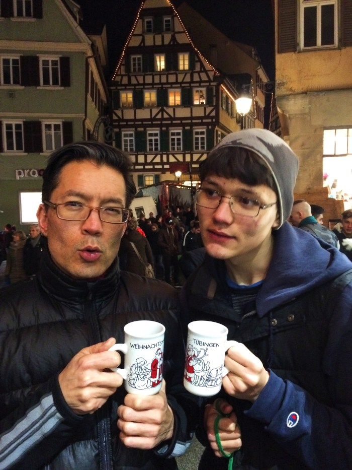 Christmas Markets in Germany, Tubingen