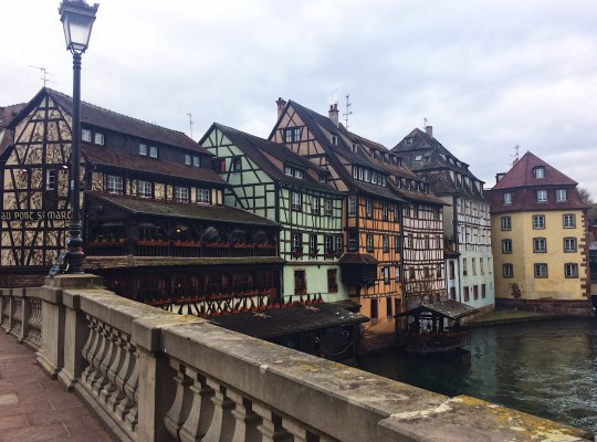 Snapshots of Strasbourg, France