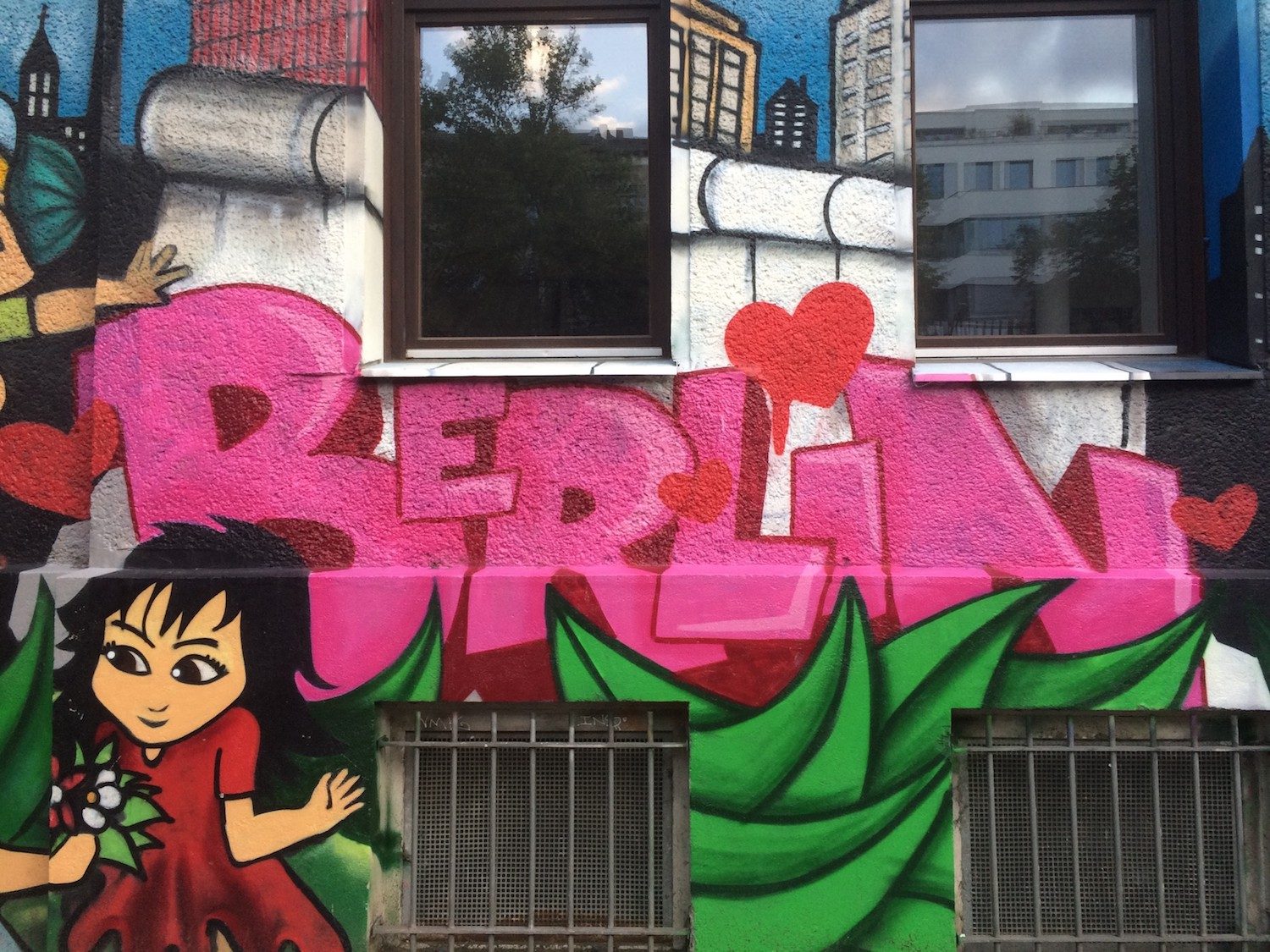 Snapshots of Berlin Street Art
