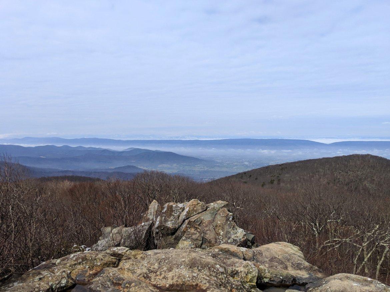 Shenandoah National Park, Appalachian Trail, Hiking, Virginia