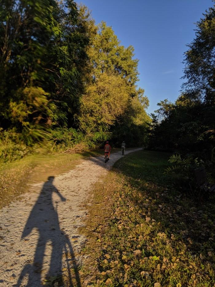 Rock Island Days, Mississippi River, Bike Trail