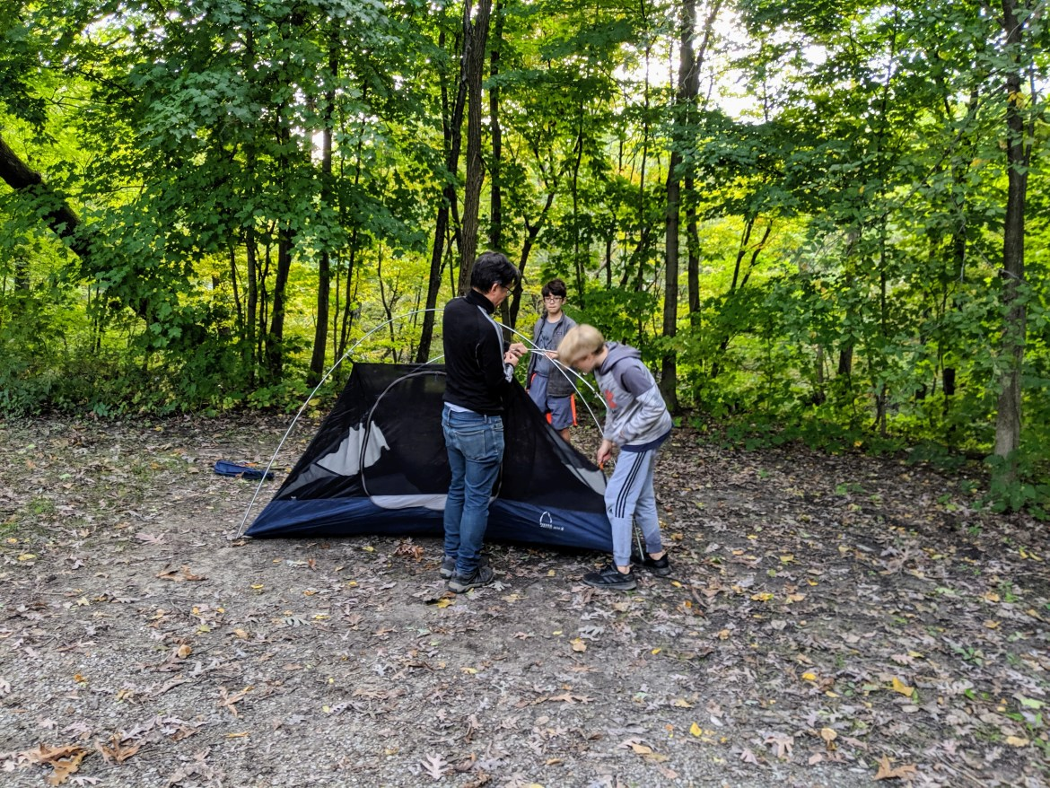 Starved Rock CampingIMG_20191004_175723