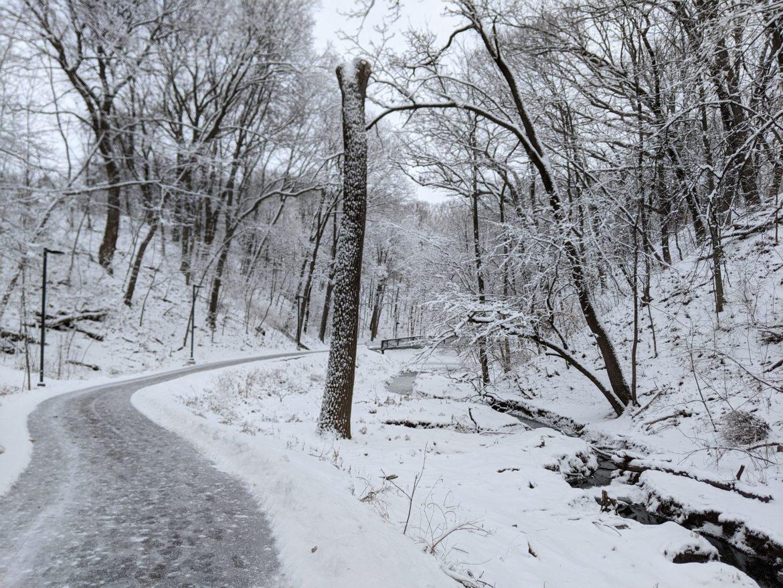 Snapshots of Winter12