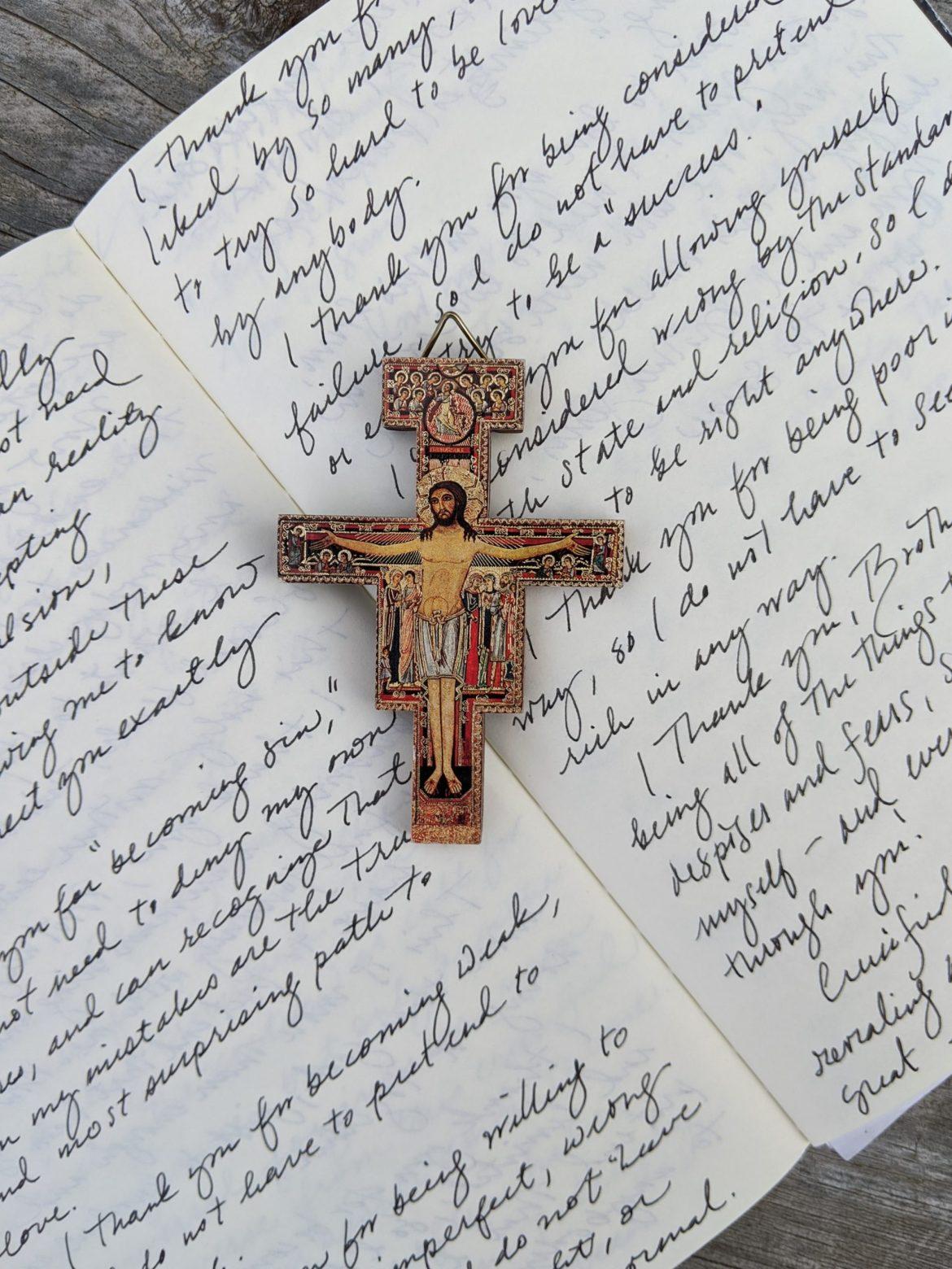 Richard Rohr Meditation On Jesus on the cross