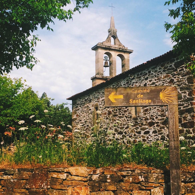 Camino Love, Camino de Santiago