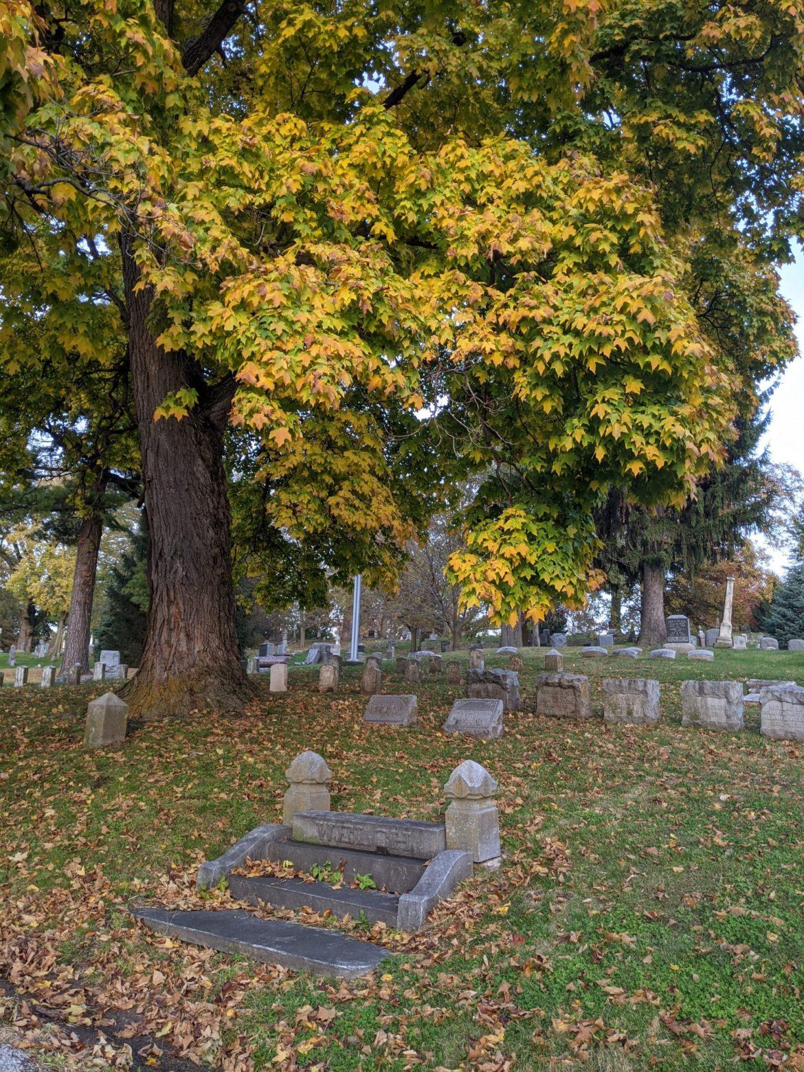 Graveyard Walking