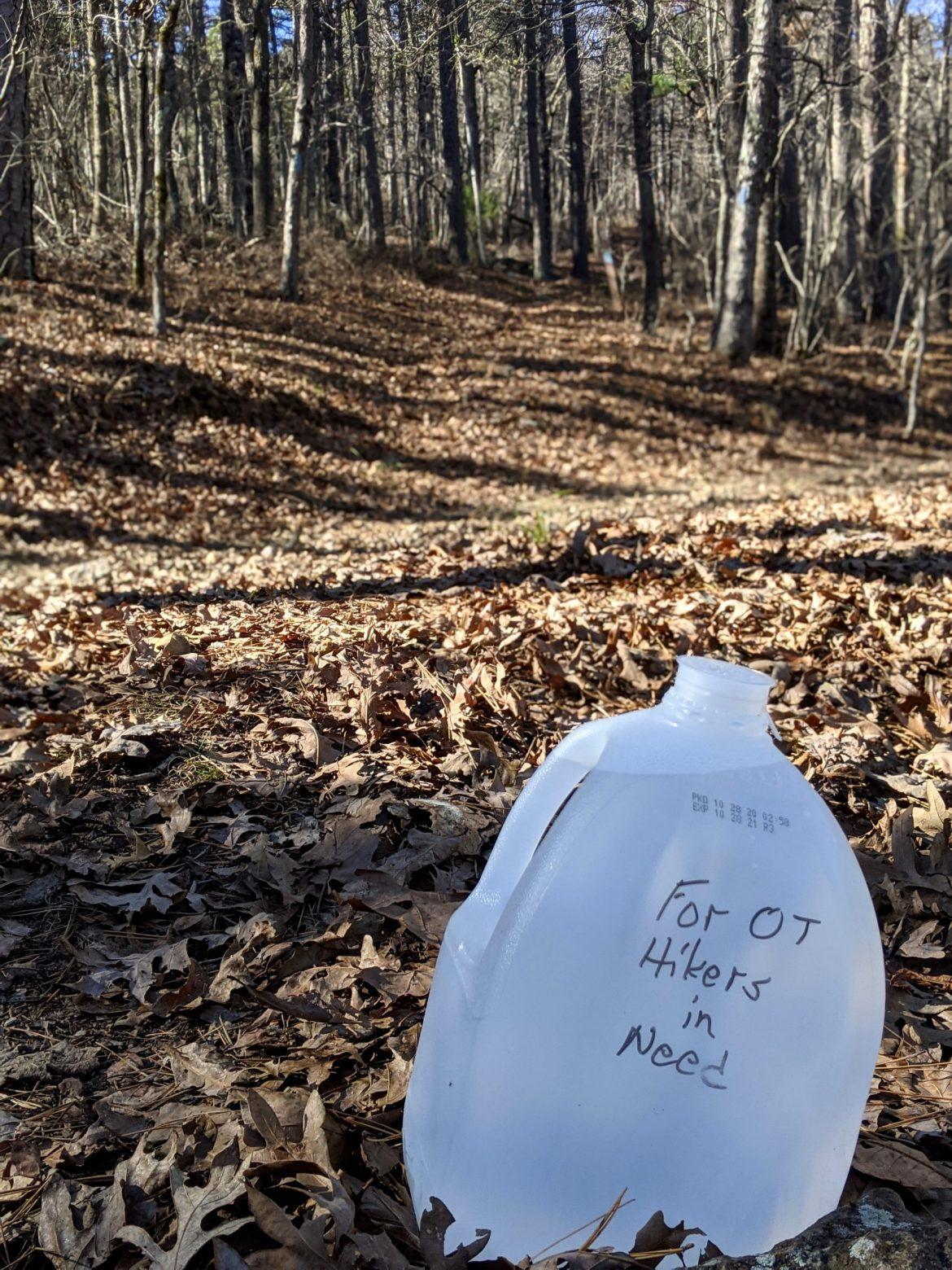 Trail Angels on the OT