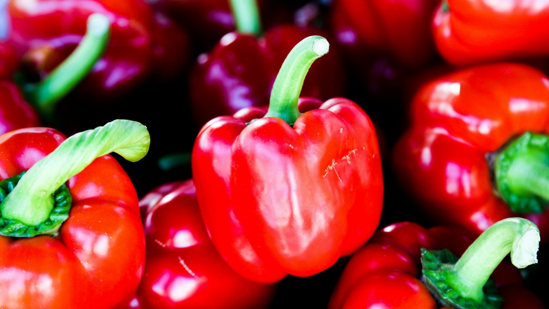 You Don't need Your Pelvic Floor to Chop Red Pepper
