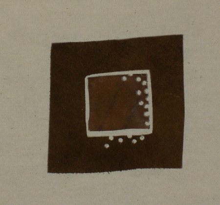 square with holes