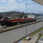 Panama Canal tracks 5 blog