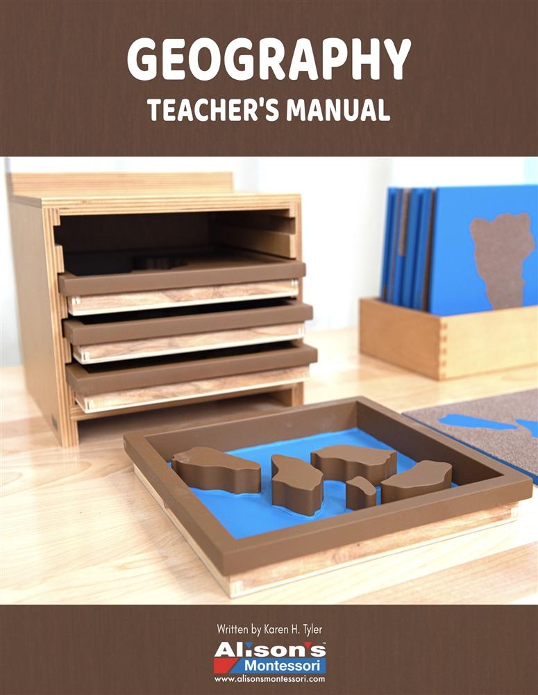Montessori Album Geography