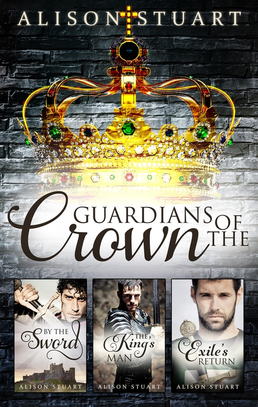 Image result for Guardians of the Crown by Alison Stuart