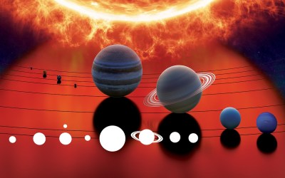 How do planets and stars speak?