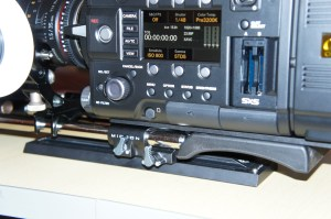3Ality Technica Micron system on PMW-F5