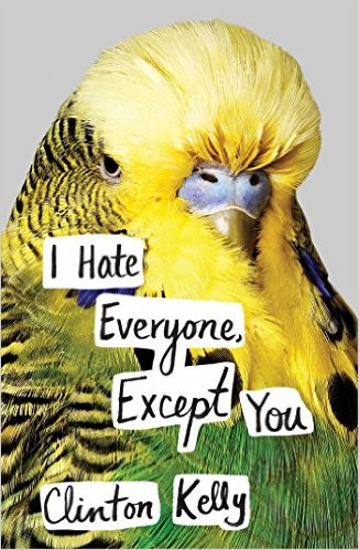 A Literary Feast -- I Hate Everyone, Except You
