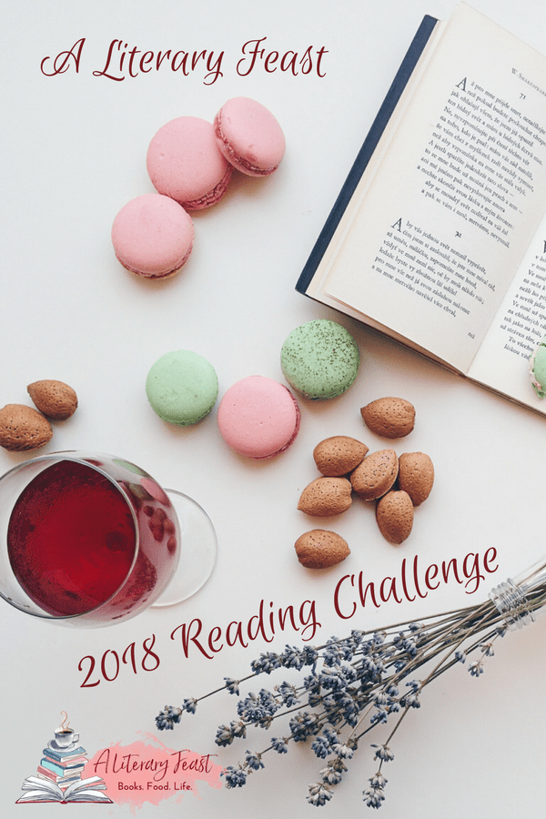 The 2018 Reading Challenge is here! Join the Facebook group for a casual, no-judgement discussion space and some book giveaways, too. Find your next great read and kindred readers today. See you there!