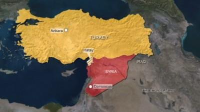 Αποτέλεσμα εικόνας για τουρκια συρια
