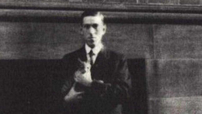 HP Lovecraft's Cat