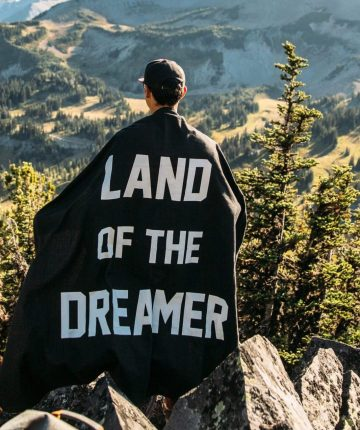 american landscape, we are all dreamers