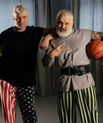 Old men with a midlife crisis