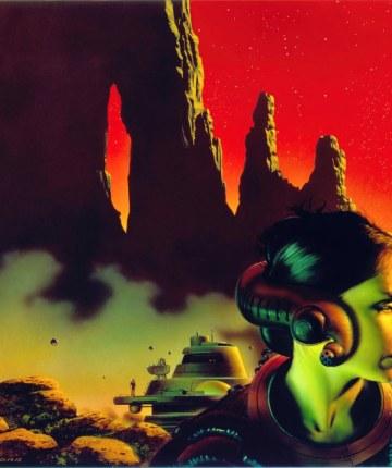 sci fi art chris moore