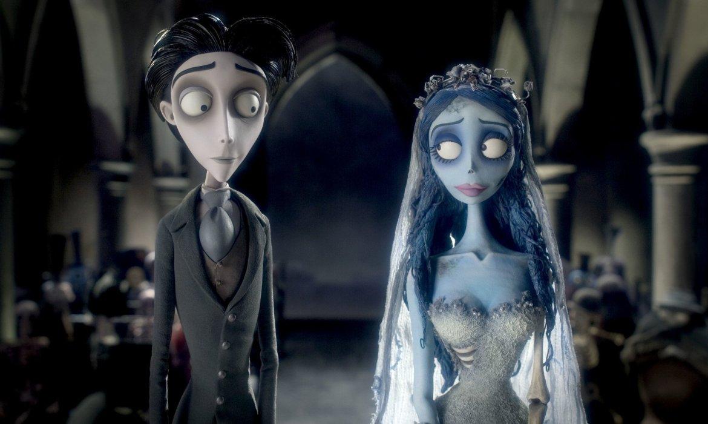 Tim Burton Characters in Corpse Bride