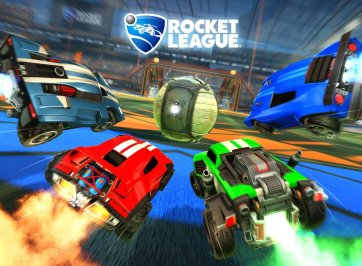 best rocket league car