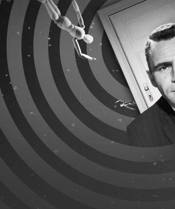 film still from the twilight zone