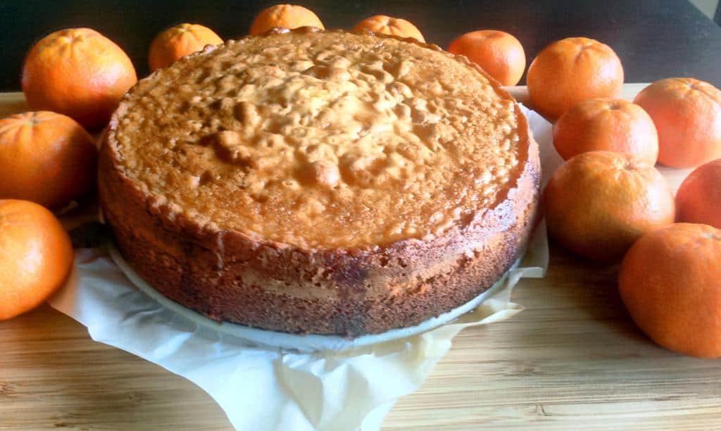Ina Garten's Orange Pound Cake