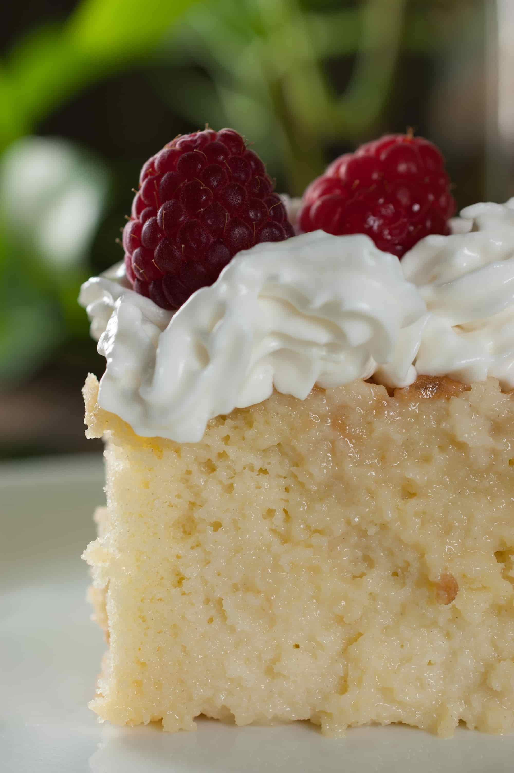 Traditional Tres Leches Cake Recipe