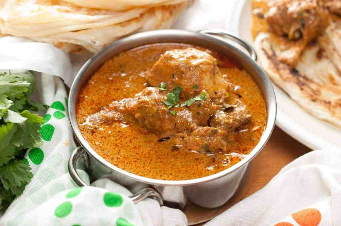 Instant Pot Indian Chicken Curry with Coconut Milk Recipe ...