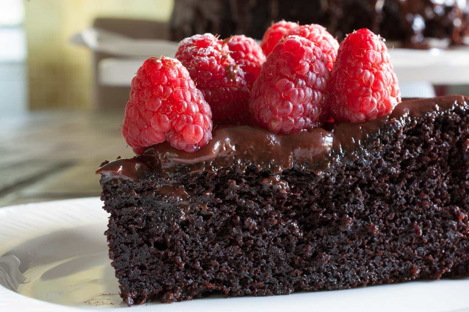 Ina Garten's Chocolate Cake without Butter