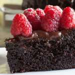 moist and delicious Chocolate cake without butter