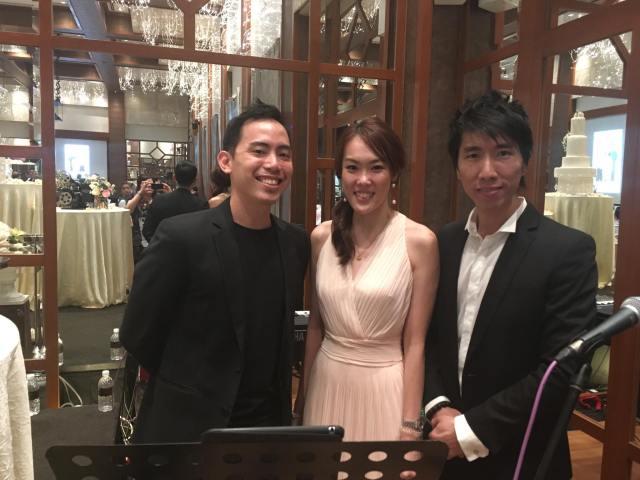 Matthew, Yan & Donnie