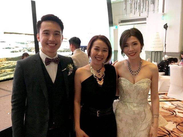 Kenneth, Regine, Baoling