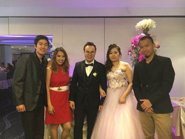 Furama Riverfront Wedding