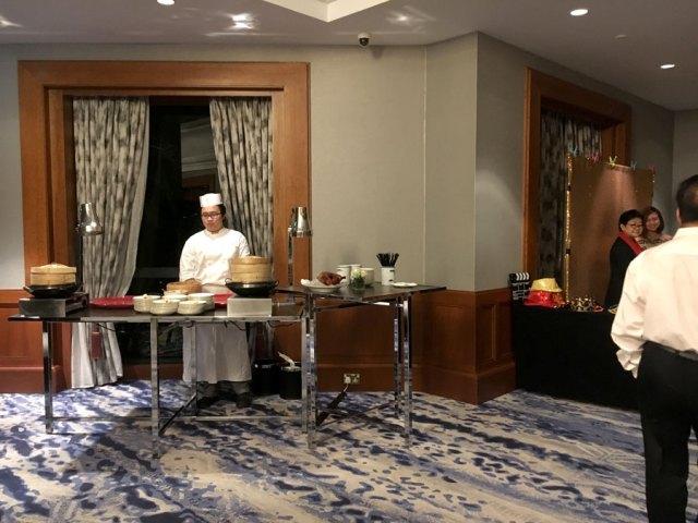 Four Seaons Hotel Singapore Wedding