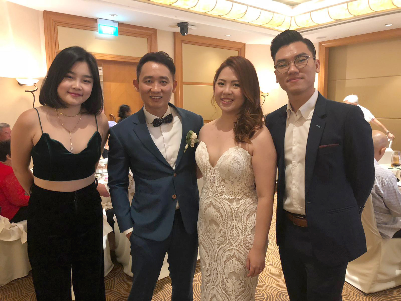 Grand Copthorne Waterfront Galleria Wedding